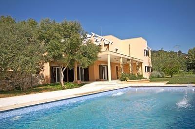 4 chambre Finca/Maison de Campagne à vendre à Alqueria Blanca avec piscine garage - 950 000 € (Ref: 5325604)