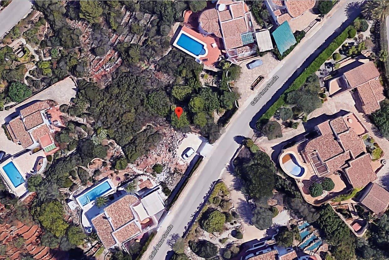 Działka budowlana na sprzedaż w Monte Pego - 195 000 € (Ref: 1441343)