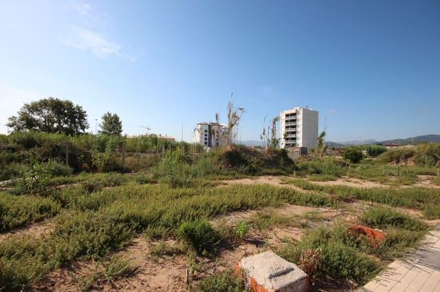 Bauplatz zu verkaufen in Oliva - 550.000 € (Ref: 4387933)