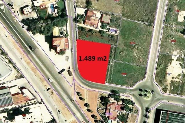 Tomt till salu i El Vergel / Verger - 370 000 € (Ref: 4484660)