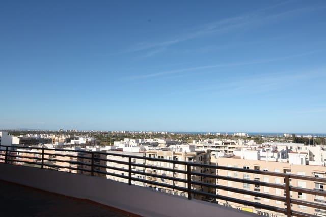 4 Zimmer Penthouse zu verkaufen in Oliva - 155.000 € (Ref: 4492044)