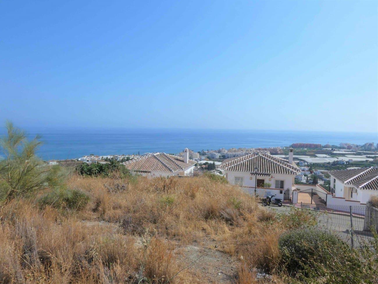 Ubebygd land til salgs i Torrox-Costa - € 120 000 (Ref: 5443102)