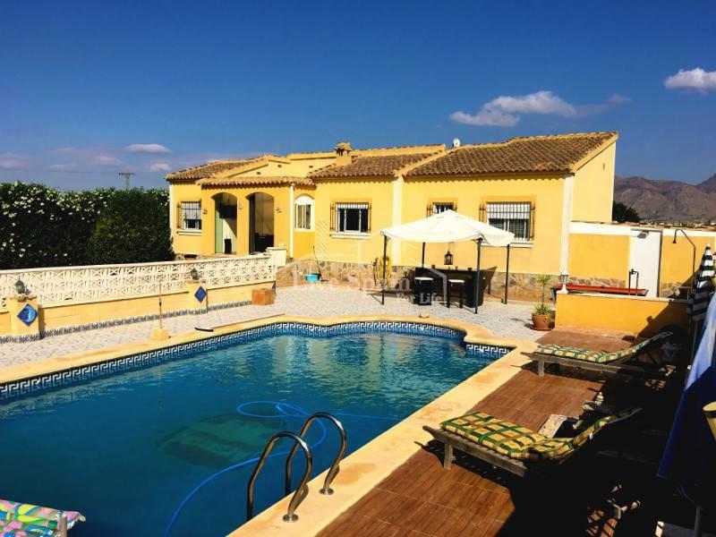 Finca/Casa Rural de 3 habitaciones en Orihuela en venta con piscina - 220.000 € (Ref: 4913296)