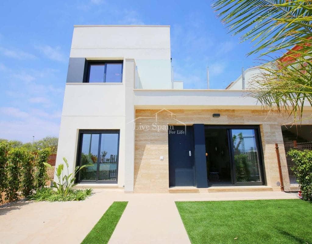 Pareado de 3 habitaciones en Pilar de la Horadada en venta - 302.900 € (Ref: 4947794)