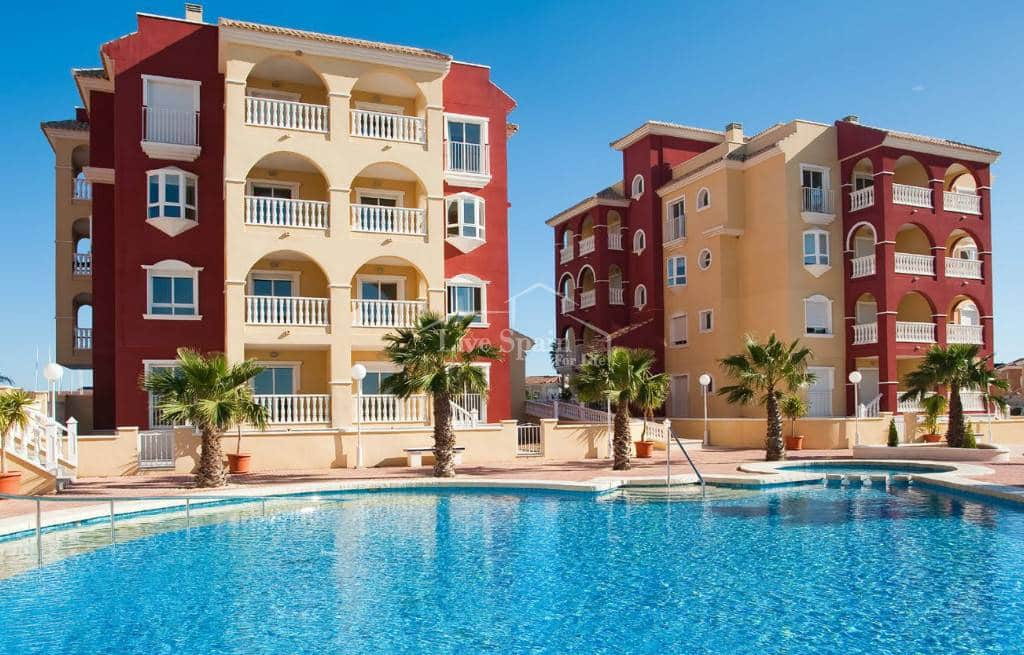 2 bedroom Apartment for sale in Los Alcazares - € 159,000 (Ref: 4947813)
