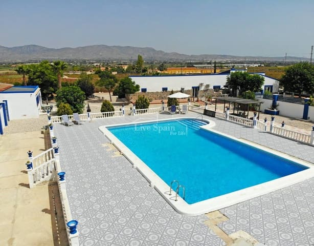 6 sovrum Gästhus/B & B till salu i Albatera med pool - 334 950 € (Ref: 5656186)
