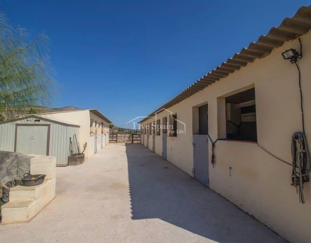4 soveværelse Virksomhed til salg i Hondon de las Nieves med swimmingpool - € 399.000 (Ref: 6028164)