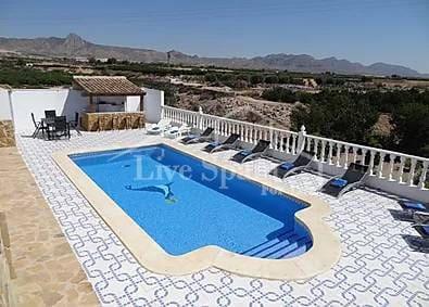 8 chambre Chambres d'Hôtes/B&B à vendre à La Murada avec piscine - 299 950 € (Ref: 6133265)