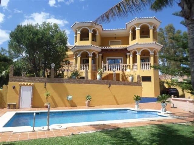 5 sypialnia Willa na sprzedaż w La Sierrezuela z basenem - 780 000 € (Ref: 3898305)