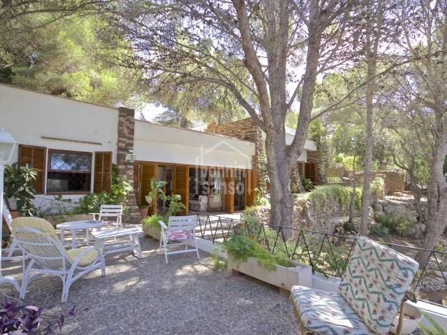 5 soverom Villa til salgs i El Migjorn Gran / Es Migjorn Gran med svømmebasseng garasje - € 1 300 000 (Ref: 3224450)