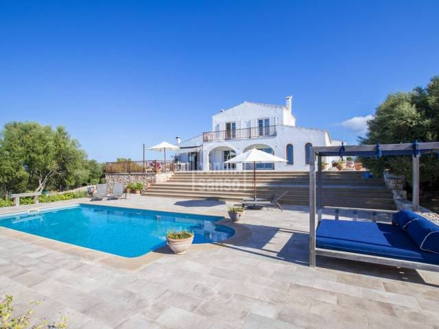 4 bedroom Penthouse for sale in Ferreries with pool - € 1,950,000 (Ref: 5467193)