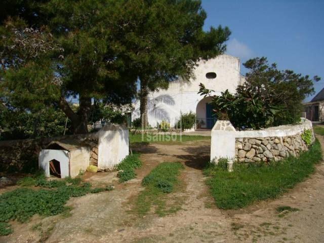 3 sovrum Takvåning till salu i Ciutadella de Menorca med garage - 1 300 000 € (Ref: 990438)