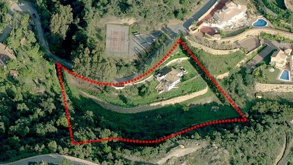 Terreno Não Urbanizado para venda em Benahavis - 2 000 000 € (Ref: 1753783)
