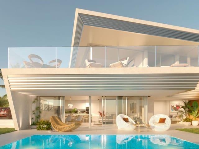 3 makuuhuone Rivitalo myytävänä paikassa Mijas Costa mukana uima-altaan - 425 000 € (Ref: 5257280)