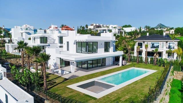 5 soveværelse Villa til salg i Estepona med swimmingpool garage - € 3.650.000 (Ref: 5257511)