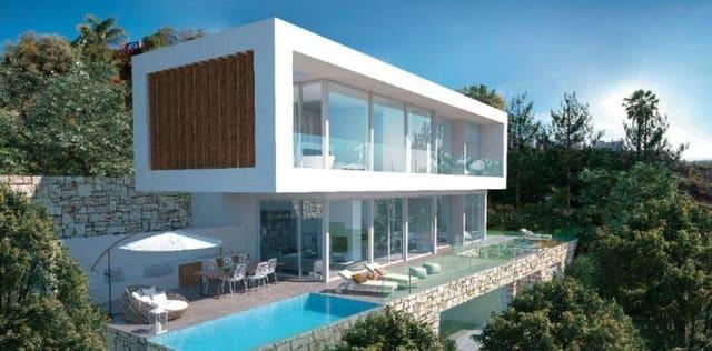 3 makuuhuone Huvila myytävänä paikassa El Rosario mukana uima-altaan  autotalli - 1 905 000 € (Ref: 5257543)