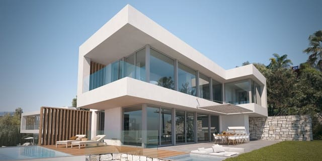 3 soveværelse Villa til salg i El Rosario med swimmingpool garage - € 1.760.000 (Ref: 5257544)