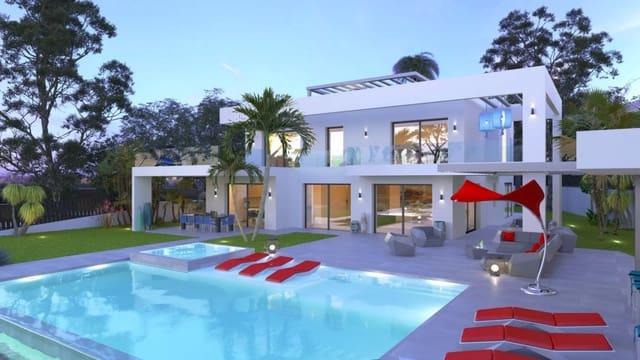 5 sovrum Villa till salu i Marbella del Este med pool - 4 185 000 € (Ref: 5295849)