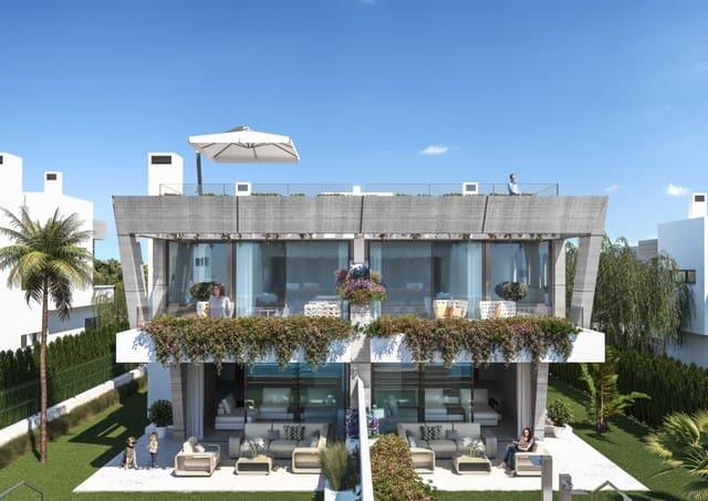 3 soverom Rekkehus til salgs i Puerto Banus med svømmebasseng garasje - € 1 602 000 (Ref: 5304482)