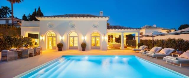 5 sovrum Villa till salu i Manchones Nagueles med pool - 3 295 000 € (Ref: 5417620)