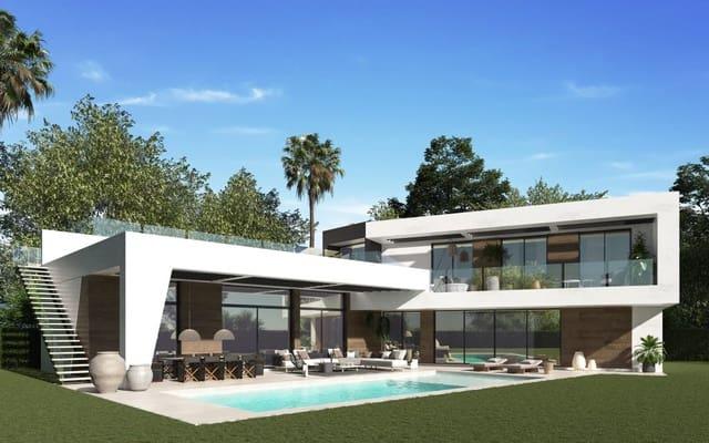 4 soveværelse Villa til salg i San Pedro de Alcantara med swimmingpool - € 1.950.000 (Ref: 5869858)