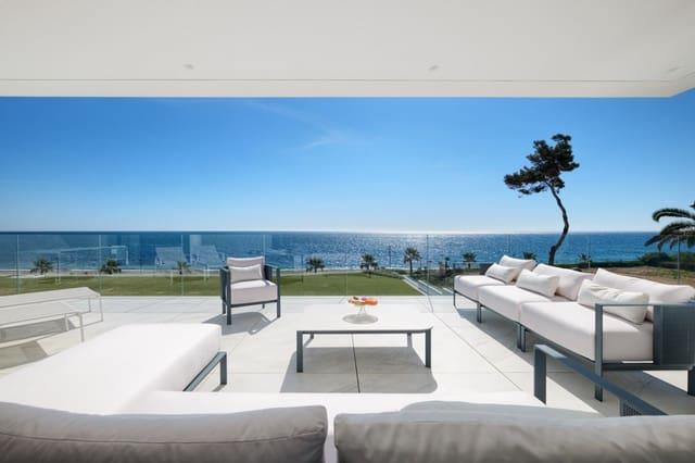 4 quarto Apartamento para venda em Estepona com piscina - 3 400 000 € (Ref: 6045900)