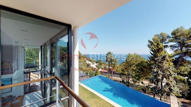 6 quarto Moradia para venda em Blanes com piscina garagem - 2 100 000 € (Ref: 5174225)