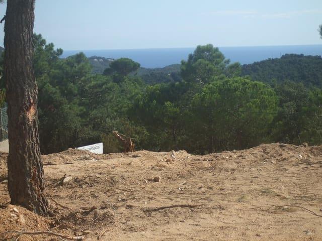 Ubebygd land til salgs i Lloret de Mar - € 80 000 (Ref: 5456077)