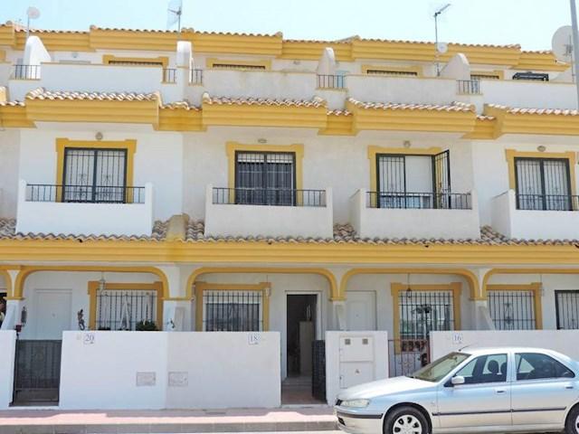 3 soverom Rekkehus til salgs i Santiago de la Ribera med svømmebasseng - € 125 000 (Ref: 3980091)