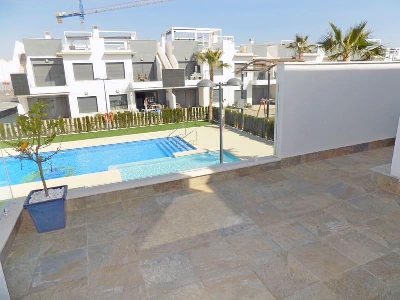 Apartamento de 4 habitaciones en Pilar de la Horadada en venta con piscina - 339.900 € (Ref: 4505974)