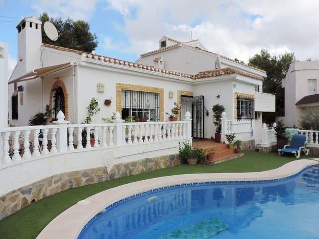 4 sovrum Villa till salu i Pinar de Campoverde med pool - 320 000 € (Ref: 5635016)