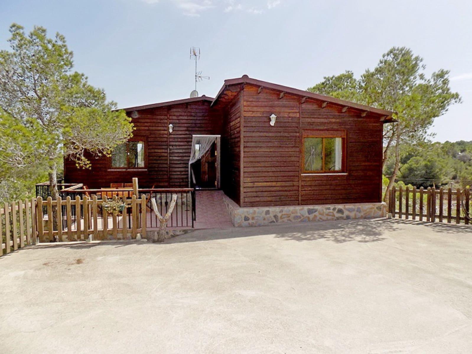 2 sypialnia Dom drewniany na sprzedaż w Pilar de la Horadada z basenem - 165 000 € (Ref: 5954526)