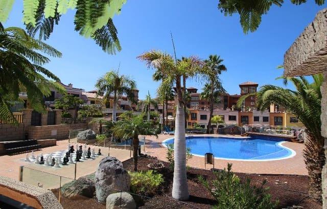 3 chambre Villa/Maison Mitoyenne à vendre à La Caleta Adeje avec piscine - 650 000 € (Ref: 5150990)