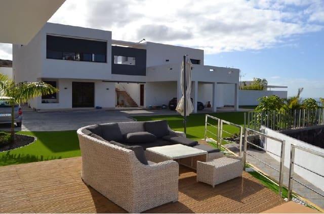 4 soverom Villa til salgs i La Caleta Adeje med svømmebasseng - € 1 900 000 (Ref: 5151069)