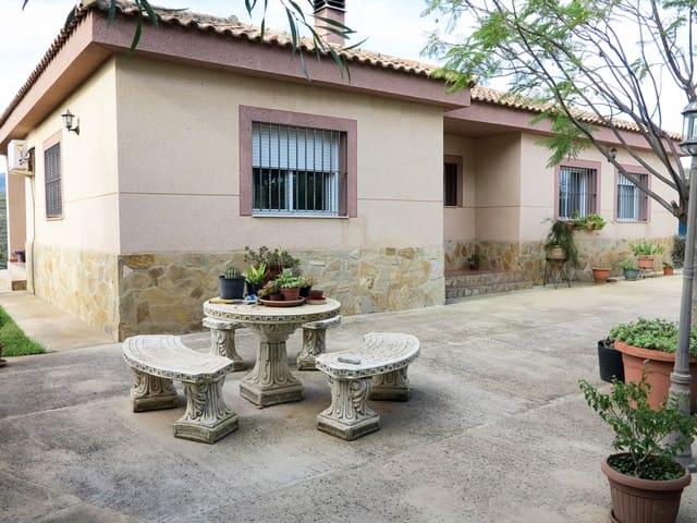 4 makuuhuone Huoneisto myytävänä paikassa Turis mukana uima-altaan  autotalli - 155 000 € (Ref: 4375238)