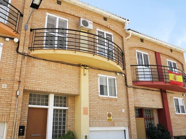 4 chambre Maison de Ville à vendre à Xativa avec garage - 150 000 € (Ref: 4479878)