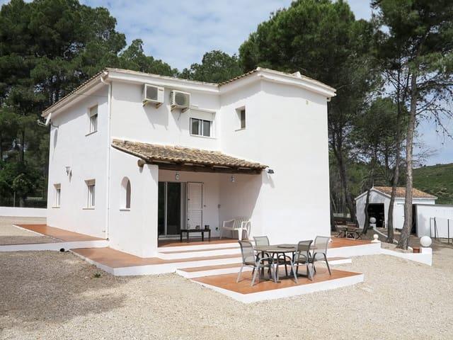 3 soveværelse Villa til salg i Macastre med swimmingpool garage - € 165.000 (Ref: 4991614)