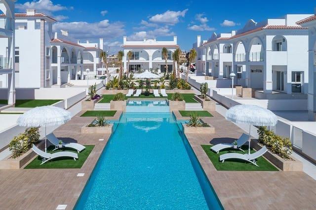 3 Zimmer Doppelhaus zu verkaufen in Rojales mit Pool - 279.000 € (Ref: 4066913)