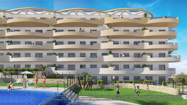 2 Zimmer Penthouse zu verkaufen in Arenales del Sol mit Pool - 285.000 € (Ref: 4423201)