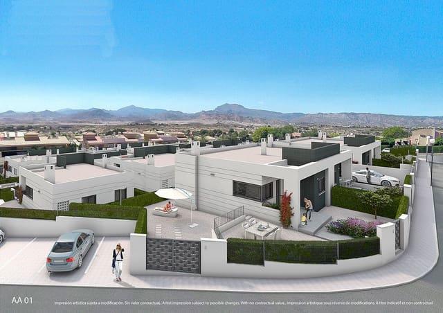 Pareado de 2 habitaciones en Busot en venta con piscina - 139.000 € (Ref: 5281290)