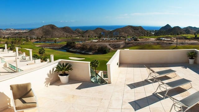 2 Zimmer Penthouse zu verkaufen in Pulpi mit Pool - 187.400 € (Ref: 5349810)