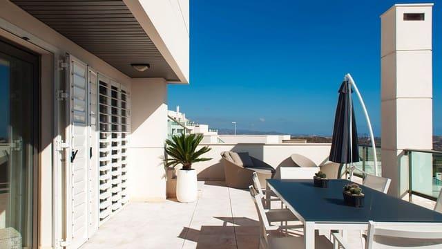 1 quarto Penthouse para venda em Pulpi com piscina - 124 000 € (Ref: 5349821)
