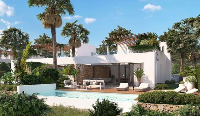 3 quarto Moradia Geminada para venda em Aspe com piscina - 438 800 € (Ref: 5424509)
