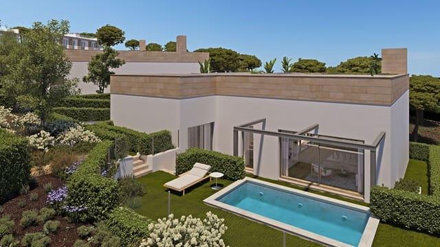 3 bedroom Semi-detached Villa for sale in Calvia with pool garage - € 1,225,000 (Ref: 5757872)