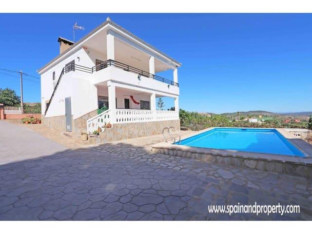 5 bedroom Villa for sale in Catadau - € 155,000 (Ref: 4824640)