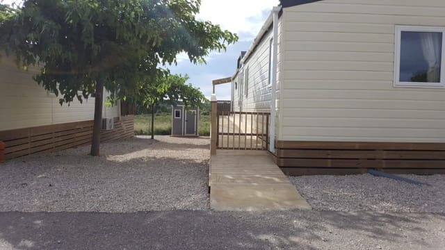 2 bedroom Mobile Home for sale in Sant Jordi with pool - € 58,295 (Ref: 5960520)