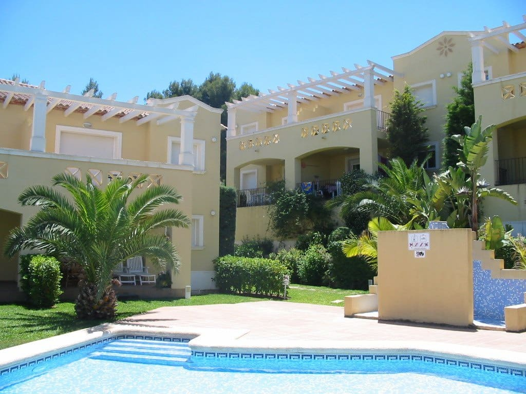 2 bedroom Apartment for sale in La Sella with pool - € 129,000 (Ref: 4279855)