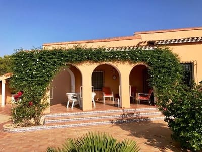 4 bedroom Finca/Country House for sale in La Xara with pool - € 475,000 (Ref: 4279886)