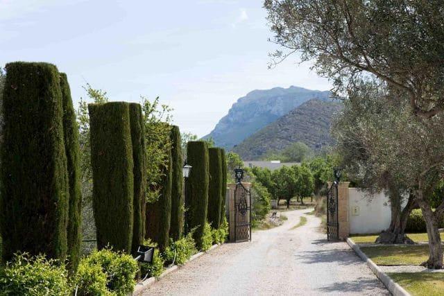 6 camera da letto Finca/Casa di Campagna in vendita in La Xara con piscina garage - 650.000 € (Rif: 4279888)