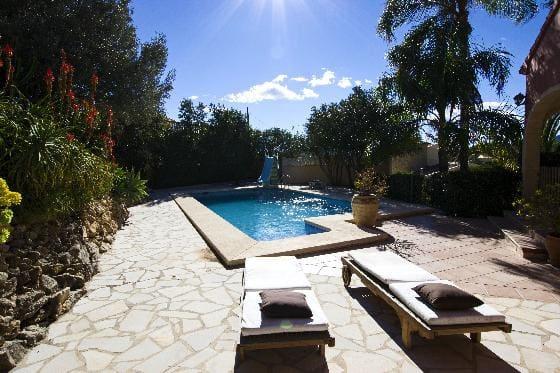 3 camera da letto Villa da affitare come casa vacanza in Jesus Pobre con piscina garage - 667 € (Rif: 3712551)